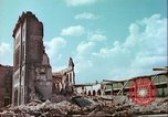 Image of bomb damaged buildings Germany, 1945, second 7 stock footage video 65675063596