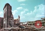 Image of bomb damaged buildings Germany, 1945, second 14 stock footage video 65675063596