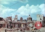 Image of bomb damaged buildings Germany, 1945, second 30 stock footage video 65675063596