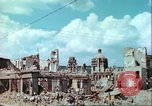 Image of bomb damaged buildings Germany, 1945, second 35 stock footage video 65675063596