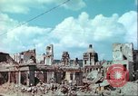 Image of bomb damaged buildings Germany, 1945, second 36 stock footage video 65675063596