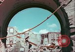 Image of bomb damaged buildings Germany, 1945, second 38 stock footage video 65675063596