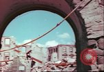 Image of bomb damaged buildings Germany, 1945, second 40 stock footage video 65675063596