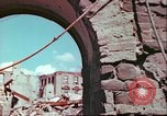 Image of bomb damaged buildings Germany, 1945, second 41 stock footage video 65675063596