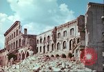 Image of bomb damaged buildings Germany, 1945, second 58 stock footage video 65675063596