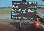 Image of U.S. 8th Air Force Germany, 1945, second 24 stock footage video 65675063612