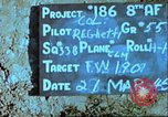 Image of U.S. 8th Air Force Germany, 1945, second 49 stock footage video 65675063612