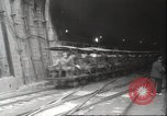 Image of Mont Blanc tunnel France, 1962, second 15 stock footage video 65675063616
