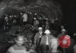 Image of Mont Blanc tunnel France, 1962, second 31 stock footage video 65675063616