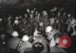 Image of Mont Blanc tunnel France, 1962, second 52 stock footage video 65675063616