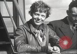 Image of Amelia Earhart Putnam South Pacific Ocean, 1937, second 12 stock footage video 65675063620