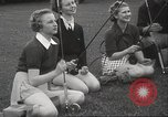 Image of angling course Eugene Oregon USA, 1937, second 10 stock footage video 65675063624
