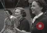 Image of angling course Eugene Oregon USA, 1937, second 15 stock footage video 65675063624