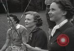 Image of angling course Eugene Oregon USA, 1937, second 16 stock footage video 65675063624
