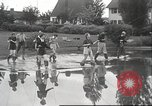 Image of angling course Eugene Oregon USA, 1937, second 19 stock footage video 65675063624