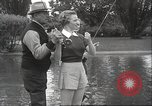 Image of angling course Eugene Oregon USA, 1937, second 23 stock footage video 65675063624