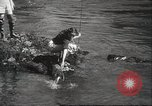Image of angling course Eugene Oregon USA, 1937, second 30 stock footage video 65675063624