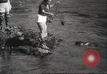 Image of angling course Eugene Oregon USA, 1937, second 32 stock footage video 65675063624