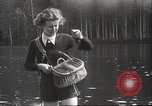 Image of angling course Eugene Oregon USA, 1937, second 33 stock footage video 65675063624
