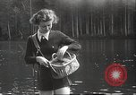 Image of angling course Eugene Oregon USA, 1937, second 34 stock footage video 65675063624