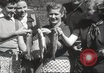 Image of angling course Eugene Oregon USA, 1937, second 36 stock footage video 65675063624