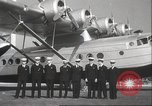 Image of Pan American Clipper New York United States USA, 1937, second 3 stock footage video 65675063625