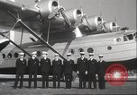 Image of Pan American Clipper New York United States USA, 1937, second 5 stock footage video 65675063625
