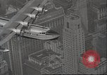 Image of Pan American Clipper New York United States USA, 1937, second 44 stock footage video 65675063625