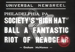 Image of High Hat Competition Philadelphia Pennsylvania USA, 1939, second 6 stock footage video 65675063629