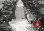 Image of Skiing Tri State Meet Dubuque Iowa USA, 1939, second 19 stock footage video 65675063630
