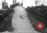 Image of Skiing Tri State Meet Dubuque Iowa USA, 1939, second 25 stock footage video 65675063630