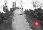 Image of Skiing Tri State Meet Dubuque Iowa USA, 1939, second 41 stock footage video 65675063630