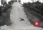 Image of Skiing Tri State Meet Dubuque Iowa USA, 1939, second 42 stock footage video 65675063630