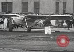 Image of Captain James A Mollison Mineola New York USA, 1932, second 27 stock footage video 65675063634
