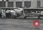Image of Captain James A Mollison Mineola New York USA, 1932, second 31 stock footage video 65675063634
