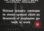 Image of American workers United States USA, 1932, second 5 stock footage video 65675063637