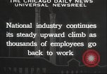 Image of American workers United States USA, 1932, second 6 stock footage video 65675063637