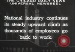 Image of American workers United States USA, 1932, second 13 stock footage video 65675063637