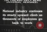 Image of American workers United States USA, 1932, second 14 stock footage video 65675063637