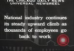 Image of American workers United States USA, 1932, second 15 stock footage video 65675063637