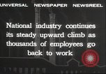 Image of American workers United States USA, 1932, second 16 stock footage video 65675063637