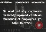 Image of American workers United States USA, 1932, second 17 stock footage video 65675063637