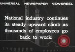 Image of American workers United States USA, 1932, second 18 stock footage video 65675063637