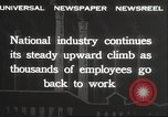 Image of American workers United States USA, 1932, second 19 stock footage video 65675063637