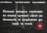 Image of American workers United States USA, 1932, second 24 stock footage video 65675063637