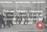 Image of American workers United States USA, 1932, second 28 stock footage video 65675063637