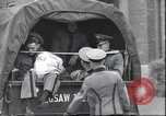 Image of Allied Air Force Cadets Europe, 1945, second 46 stock footage video 65675063640