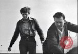 Image of Amelia Earhart Putnam Oakland California United States USA, 1937, second 52 stock footage video 65675063652