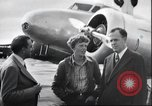 Image of Amelia Earhart Putnam Oakland California United States USA, 1937, second 60 stock footage video 65675063652