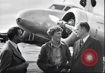 Image of Amelia Earhart Putnam Oakland California United States USA, 1937, second 61 stock footage video 65675063652